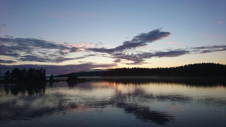 Solojärvi, Finland. August 2016