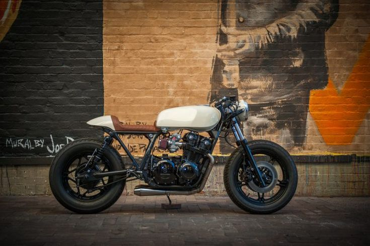 "Honda CB750 ""Marilyn"" Cafe Racer"
