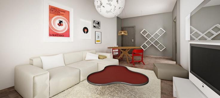 Apartment 68 m2 in Fulham, London