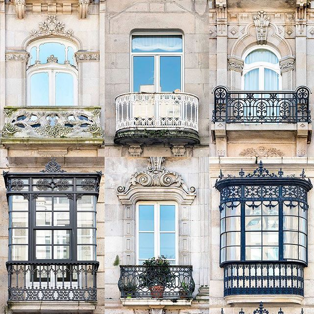 Windows of the World - Vigo Spain