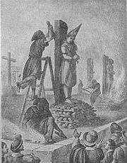 the spanish inquisition was a law that forced any Muslim or Jew was to convert of be killed