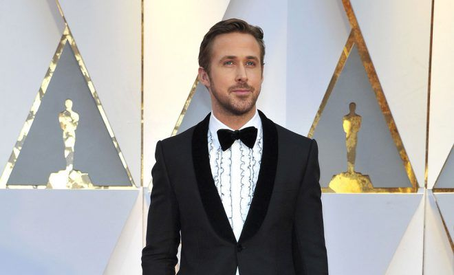 How Ryan Gosling felt working with Harrison Ford