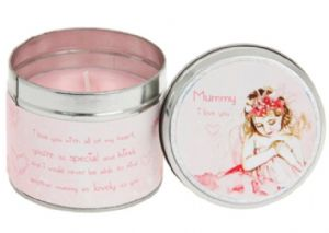 Vintage Lane by Jennifer Rose Scented Candle in a Tin LP23582 I Love You Mummy