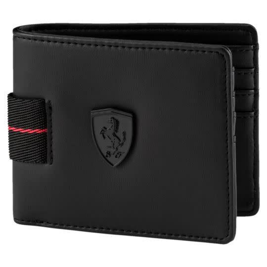 PUMA Men's Ferrari Wallet for $15  free shipping #LavaHot https://www.lavahotdeals.com/us/cheap/puma-mens-ferrari-wallet-15-free-shipping/242335?utm_source=pinterest&utm_medium=rss&utm_campaign=at_lavahotdealsus&utm_term=hottest_12