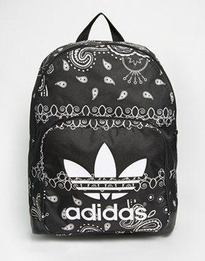 adidas Originals Paisley Print Backpack