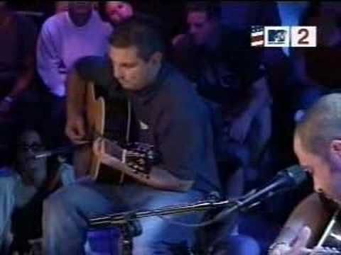 Staind - Excess Baggage (Live).  This was a hidden track and probably the only Staind song I know and like.