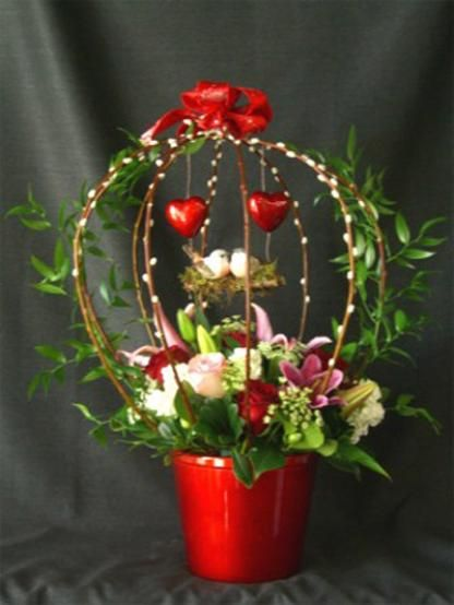 best  valentines flowers ideas on   tootsie pops, Beautiful flower