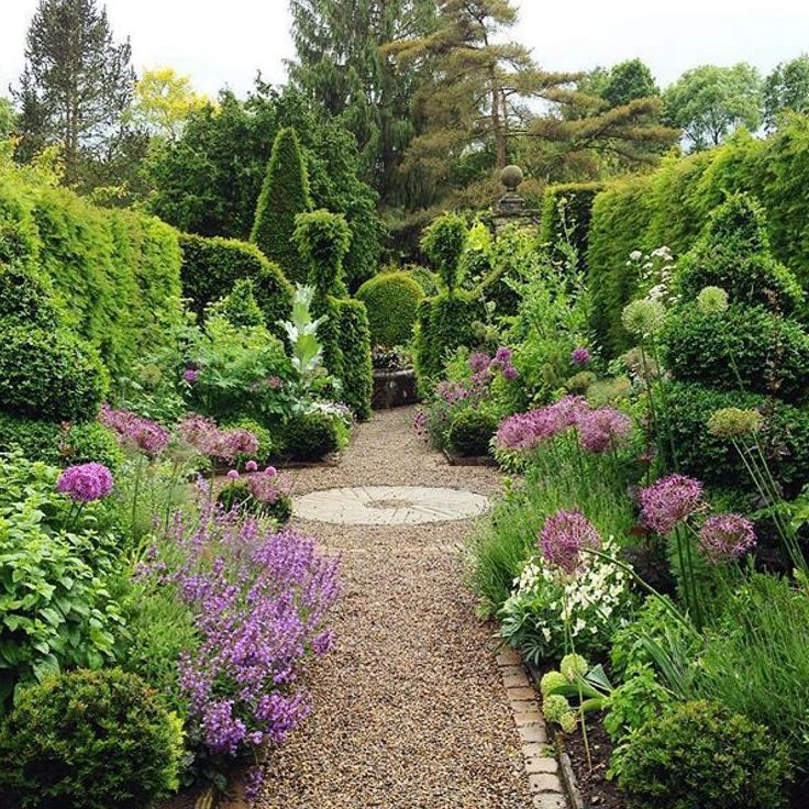 Formal Garden Design Idea: Best 20+ Formal Gardens Ideas On Pinterest