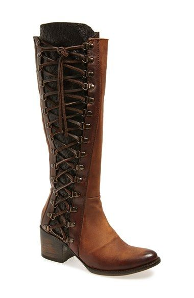 I have to have these but need to find my size. Freebird by Steven 'Wyatt' Tall Boot (Women) available at #Nordstrom