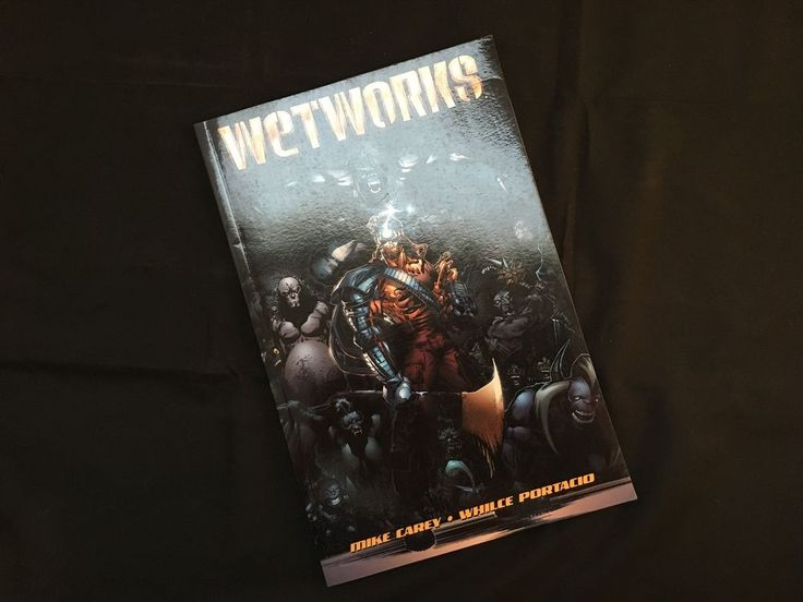 WETWORKS Book One (Vol. 1)  – Wildstorm / DC Comics Graphic Novel  in Books, Magazines, Graphic Novels   eBay!