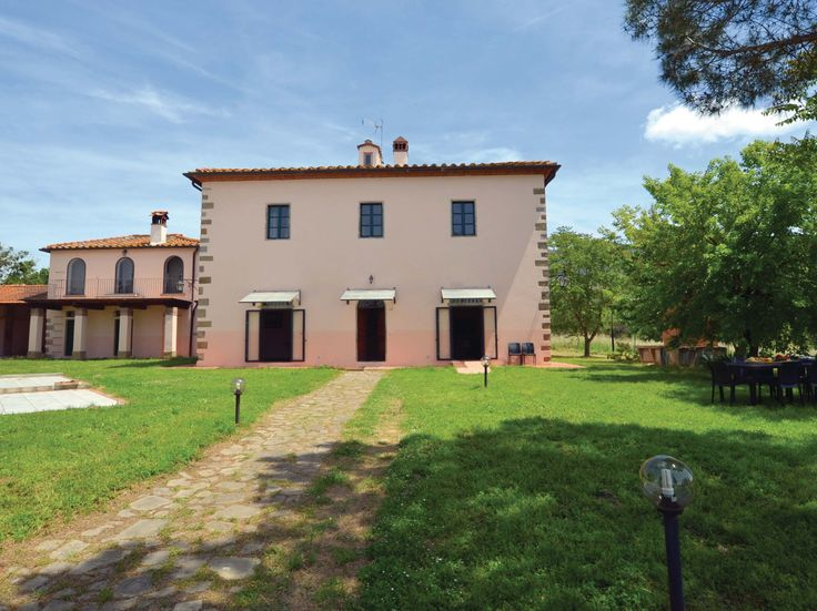 Wonderful Converted 18th Century Farmhouse Surrounded By Olive Trees And Vineyards