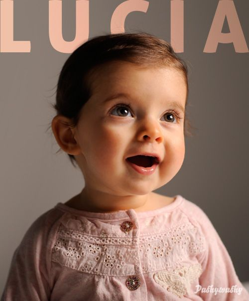 Baby Lucia