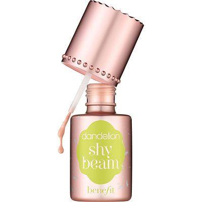Benefit Cosmetics Dandelion Shy Beam Matte Liquid Highlighter Nude Pink Matte