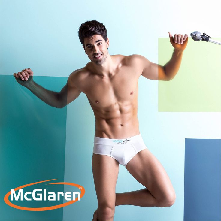 Porque ellos también merecen estar a la Moda.✌️ #McGlaren Linea interior Masculina