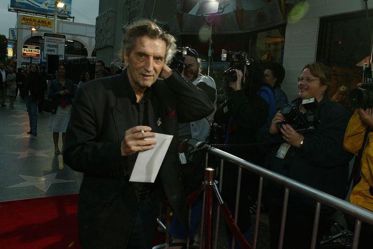 Harry Dean Stanton 'IDENTITY' FILM PREMIERE, HOLLYWOOD, AMERICA - 23 APR 2003