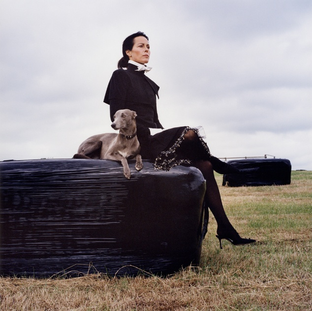 Lady Amanda Harlech