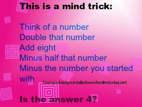 22 Funny Mind Tricks Images