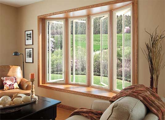 Fiberglass windows are the next best alternative to wood if you want to preserve the warn and cozy look that wood offers http://www.californiawindowdepot.com/fiberglass-windows.html