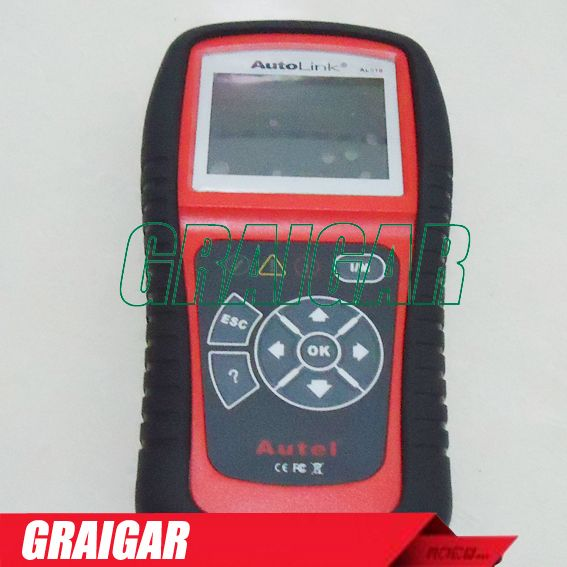 Find More Code Readers & Scan Tools Information about HOT SALE! Autel AutoLink AL519 On Board Diagnostics OBDII and CAN Scanner Tool Auto Fault Code Reader Car Diagnostic Tools,High Quality Code Readers & Scan Tools from SHENZHEN GRAIGAR TECHNOLOGY CO.,LIMITED on Aliexpress.com