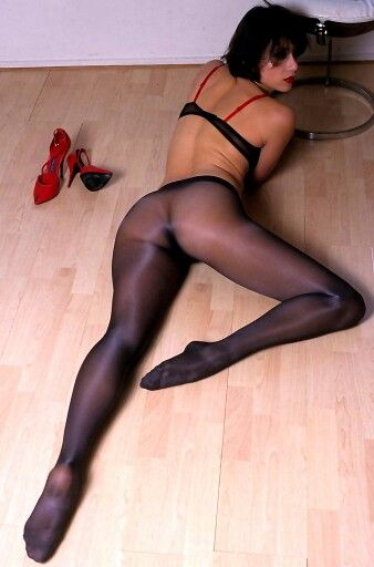 Hose Pantyhose Tube Welcome 64