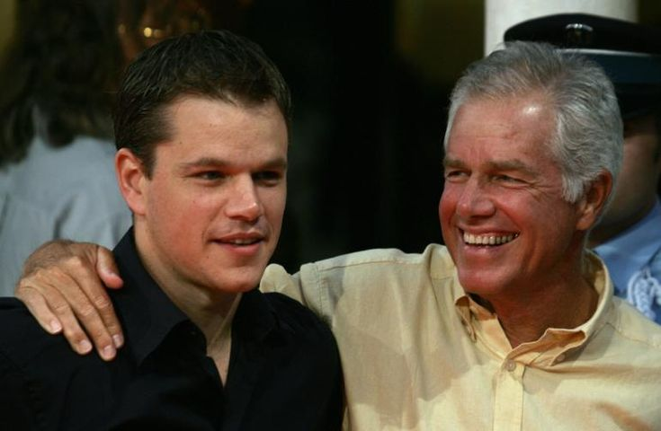 BOSTON — Matt Damon's father has died in Massachusetts at age 74 after a long battle with cancer.  Damon publicist Jennifer Allen says Kent Damon died on Dec. 14. She said Saturday he died of complications from multiple myeloma, a rare blood disease that affects bone marrow.  Kent Damon's condition had worsened over the past few months.