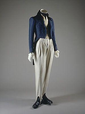 HISTORIA DEL HABITAT: Imágenes moda siglo XIX. El dandy!