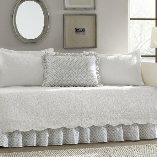 Found it at Joss & Main - 5-Piece Tiffany Day Bed Cover Set