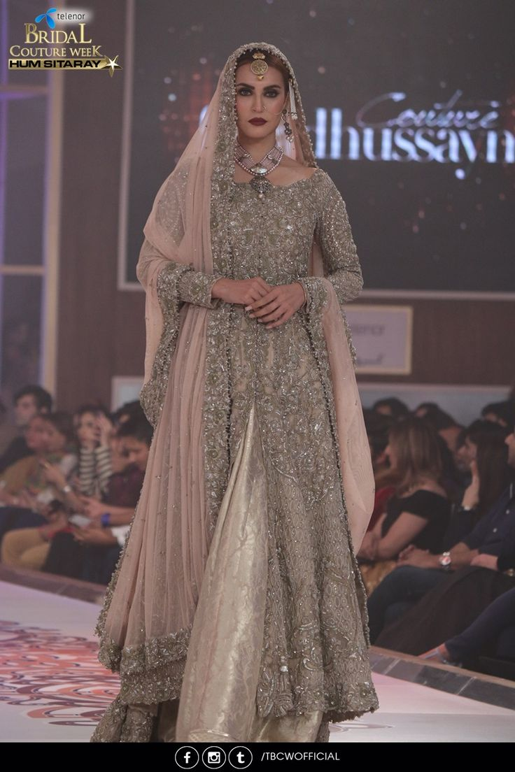 Fahad Hussain LHR 2015   Bridal Couture Week   BCW2016  