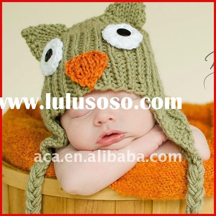 How To Knit A Baby Monkey Hat Linux