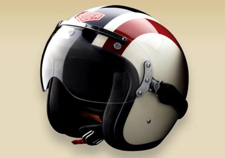 TAG Heuer Steve McQueen MotorcycleHelmet
