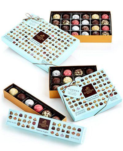 Godiva Chocolatier Patisserie Collection
