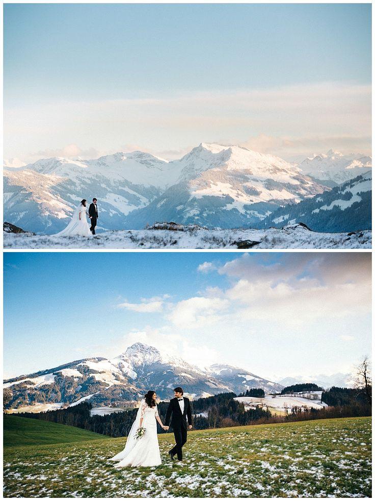 Hochzeit in den Bergen von Kitzbühel | #Hochzeitsfotos #Hochzeitsfotographie