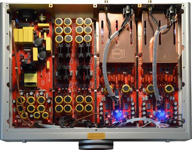 Mono and Stereo High-End Audio Magazine: BMC AUDIO MCCI SIGNATURE PHONO PREAMPLIFIER NEW