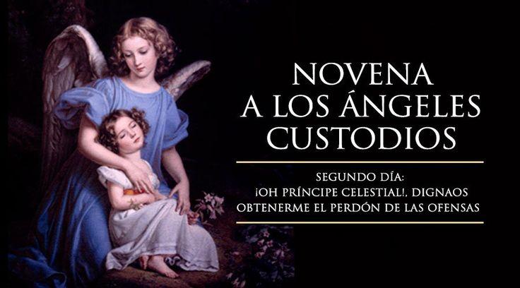 Segundo Día de la Novena a los Ángeles Custodios