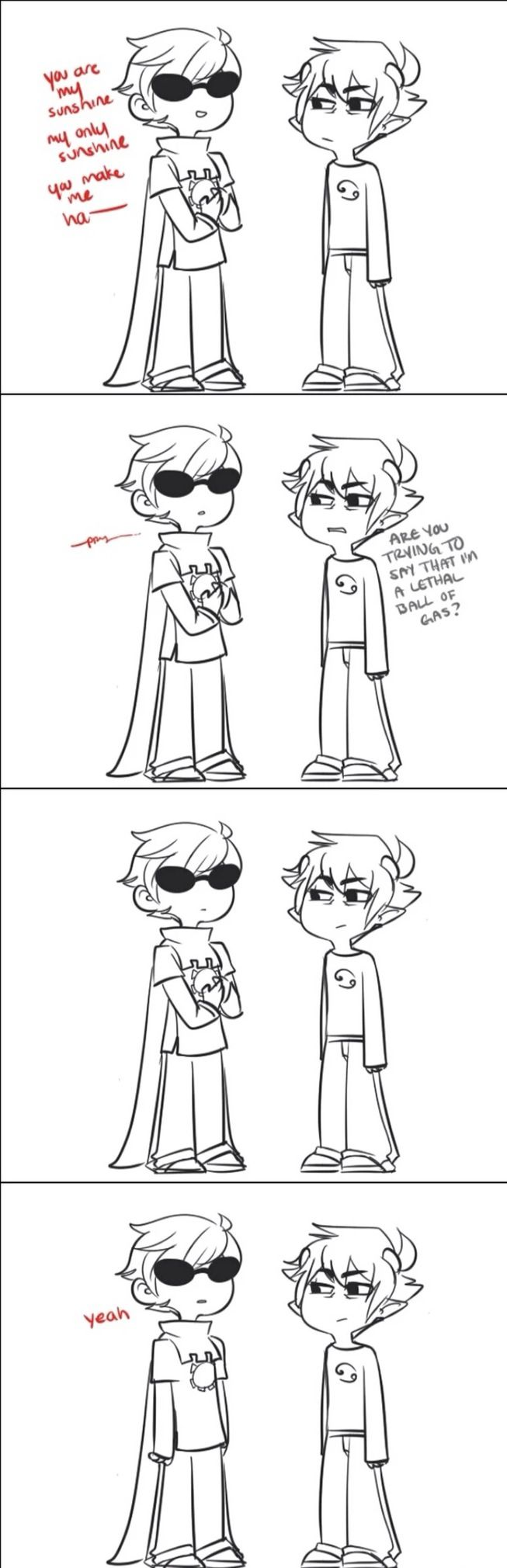 karezi homestuck fanfiction meet