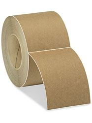 "Soap labels with border and text :: Kraft Labels, Brown Kraft Labels in Stock - ULINE - 2"" x 3"" $24/roll of 500"