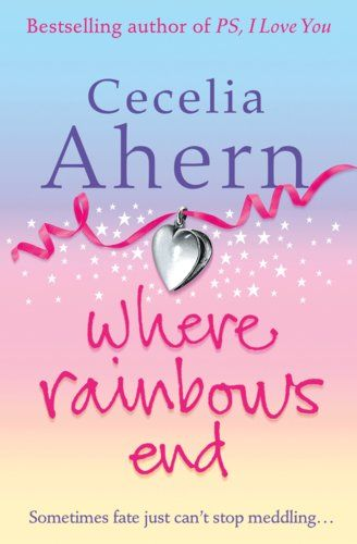 Where Rainbows End by Cecelia Ahern What it's about: Childhood best friends Alex and Rosie are separated as teenagers when Alex's family moves from Dublin to America. Rosie feels lost and plans to join him in Boston, but a surprise pregnancy keeps her tied to Ireland, and they struggle to navigate true love.     Who's starring: Lily Collins and Sam Claflin will star in Love, Rosie, the film adaptation.