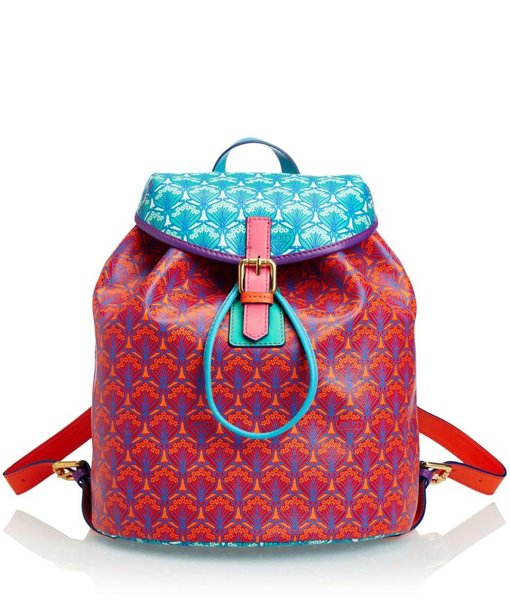 Multicolour Iphis Patchwork Liberty London Kingly Backpack | Accessories | Liberty.co.uk