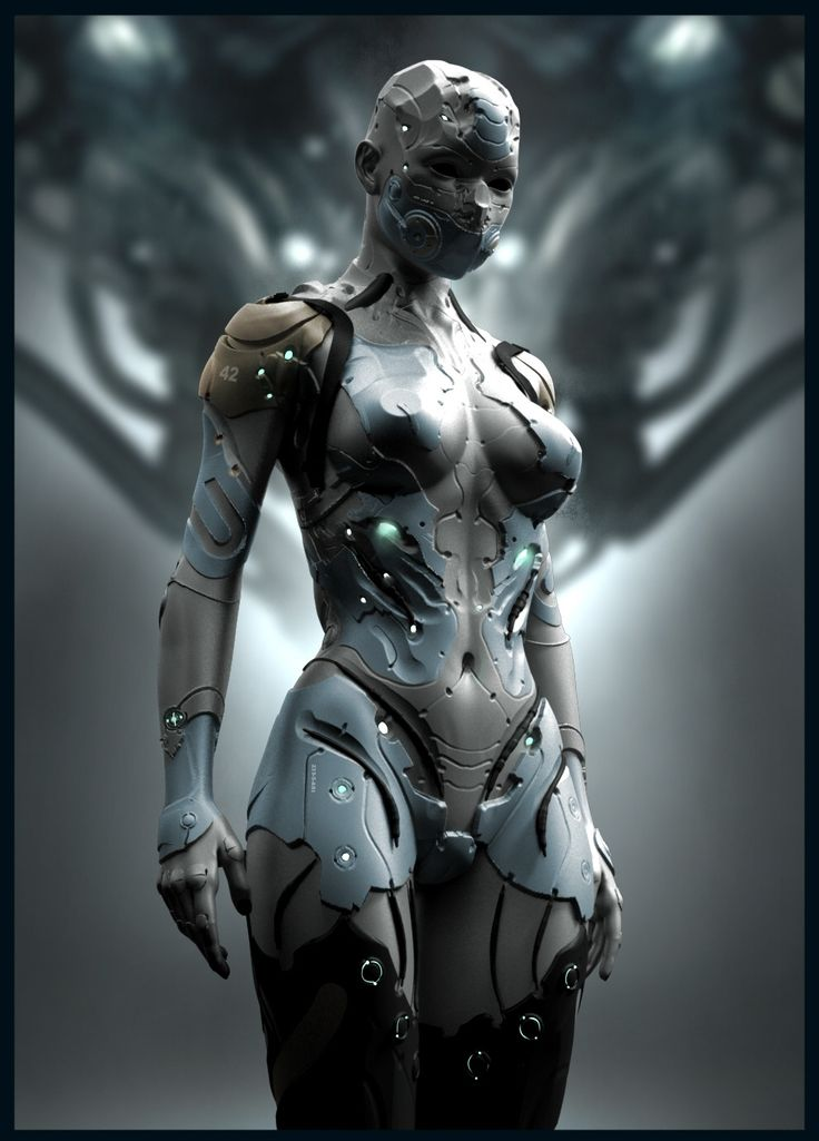 crassetination: Cyberpunk 34 - Robots, cities, future, etc.