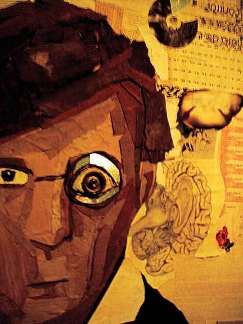 Art By Tristan Tzara | DON TRISTÁN, o EL LOUVRE EN LLAMAS