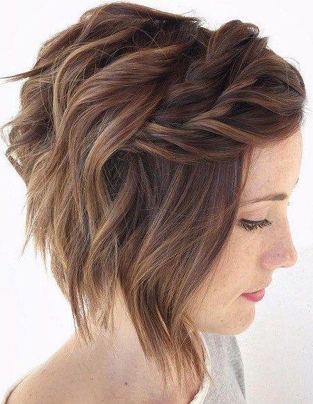 Как правильно укладывать короткие волосы - укладка коротких волос | Журнал Cosmopolitan