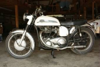 1964 Norton  Motorcycle