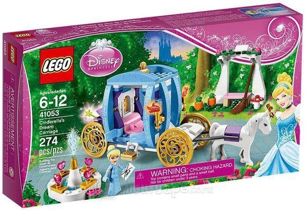 LEGO Disney Princess - Cinderella's Dream Carriage (41053)