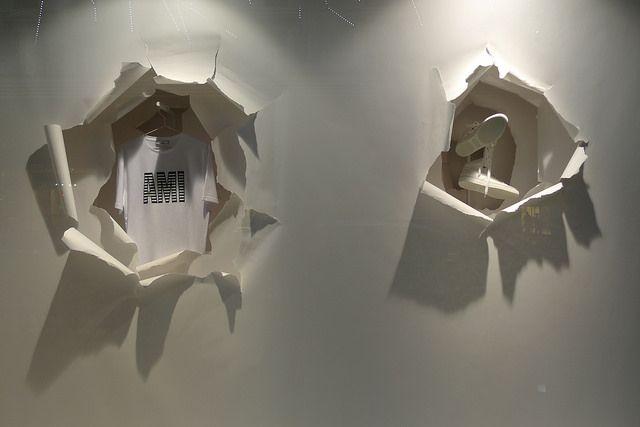 Galeries Lafayette - March 2014 - Paris via journaldesvitrines.com