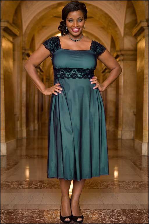 cutethickgirls.com ladies plus size dresses (17) #plussizedresses
