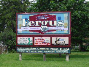 Fergus Ontario Canada