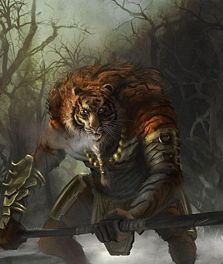 tigers vs warriors - 736×869