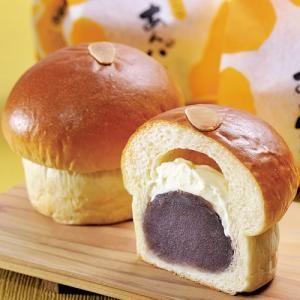 当店人気No.1!!ハリスさんの牛乳あんパン(こしあん/1個)|下田あんぱんと和風ロールの平井製菓