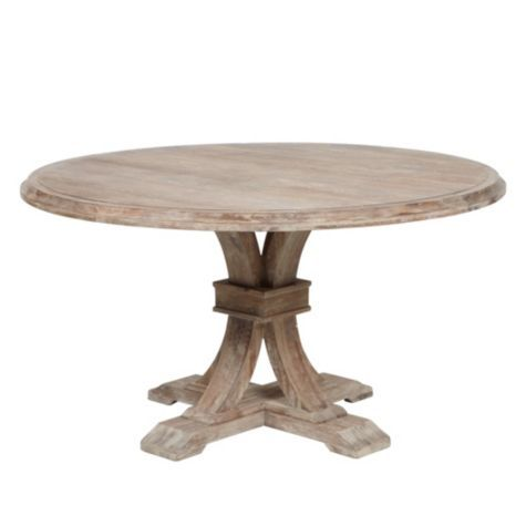 Archer Round Dining Table From Z Gallerie I Can 39 T