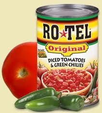 What are Ro*tel tomatoes, AND how to diy can them....for all my curious Canadian friends!